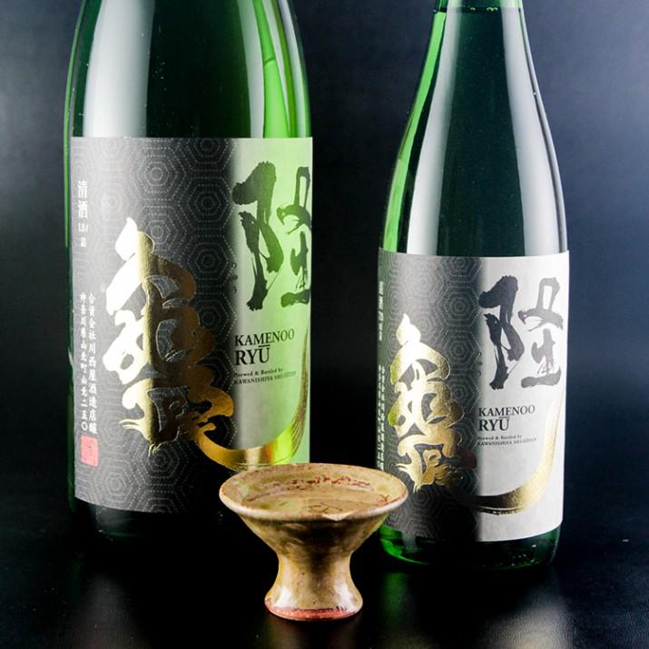 隆 純米吟醸 亀の尾55