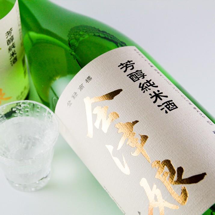 会津娘 芳醇純米