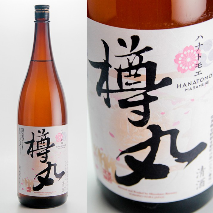 花巴正宗 『樽丸』 純米樽酒