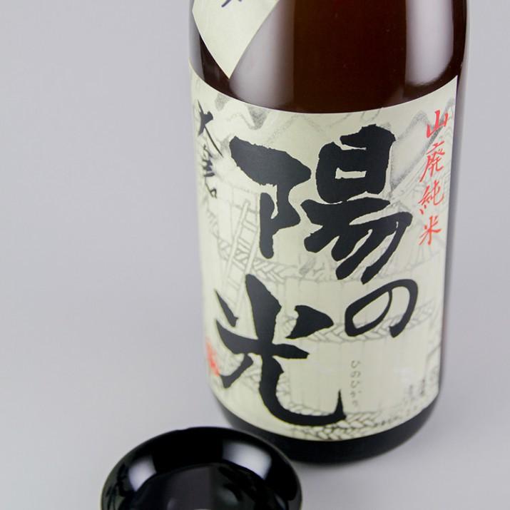 大倉 山廃純米直汲み ひのひかり 27BY